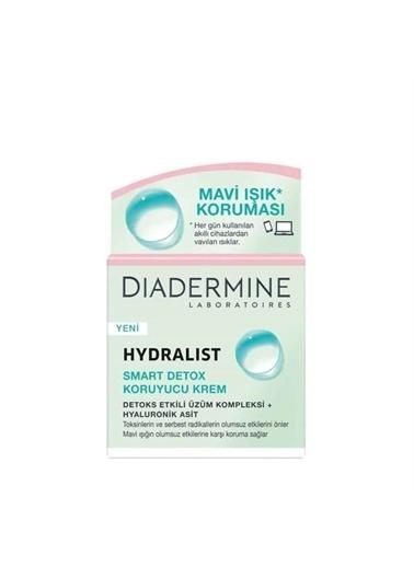 Diadermine Diadermine Hydralist Smart Detox Cream 50 Ml Renksiz